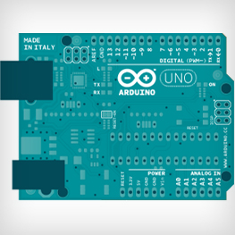 Embedded system using ARDUINO